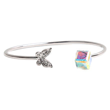 Bracelet: The Butterfly Collection - Silver - 4 Colors