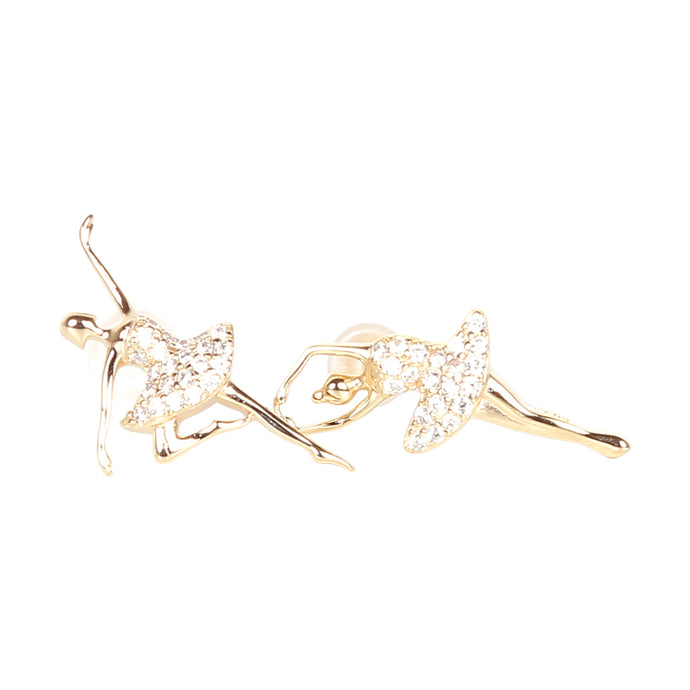 Earring: The Ballet Dancer