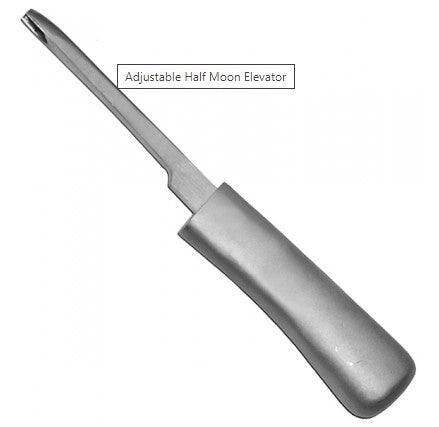Adjustable Half Moon Elevator   BSTS-HMF-1402