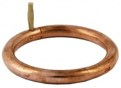 "Copper Bull Ring 2.25"" , 2.75"" , 3"" BSTS-LSE-4707"