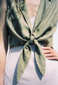 the blouse / algae