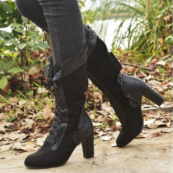 Bottines Victoriennes Steampunk
