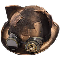 chapeau steampunk oreille de chat