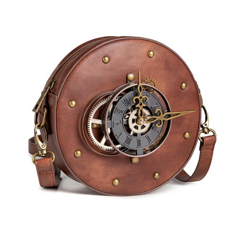 sac à main steampunk