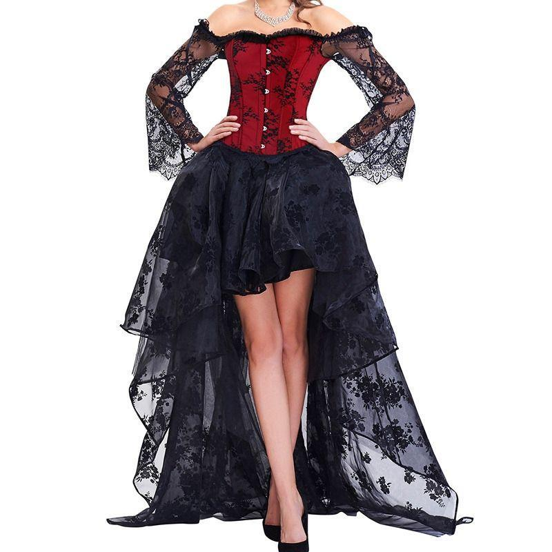 Robe gothique steampunk