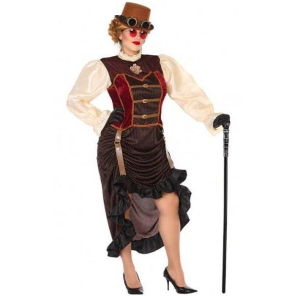 Costume Steampunk Femme Grande Taille