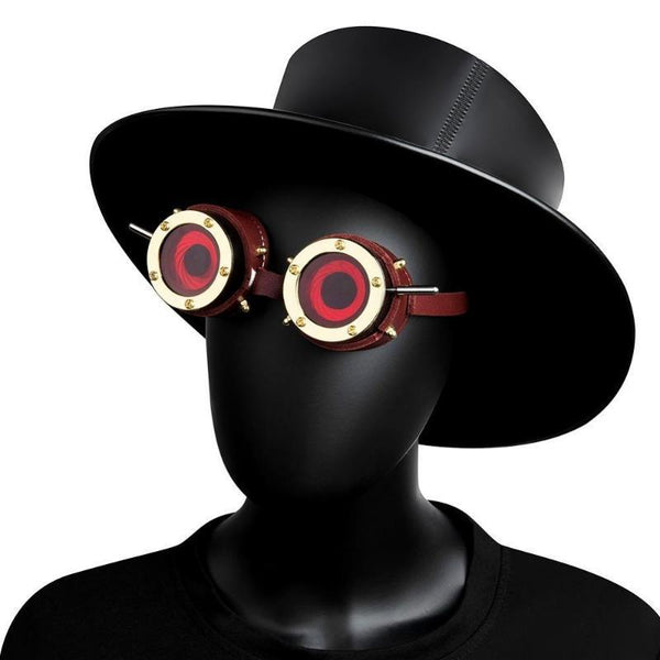 Lunettes Goggles Steampunk