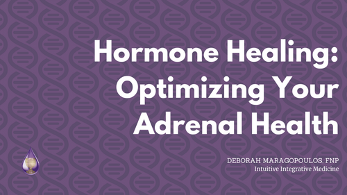 Optimizing Your Adrenal Health