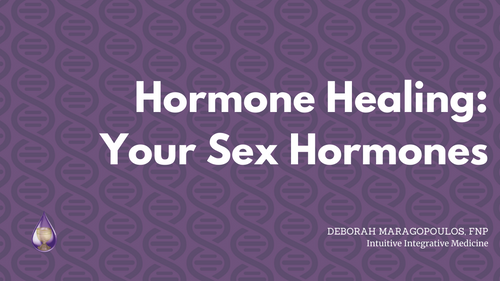 Your Sex Hormones