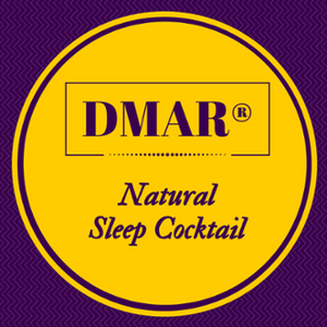 DMAR Natural Sleep Cocktail