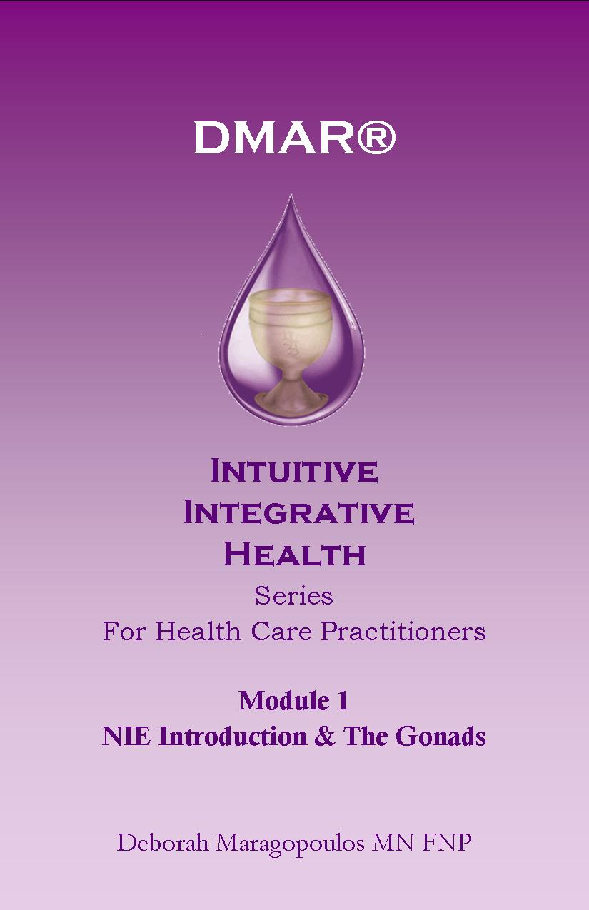 Cover of Deborah Maragopoulos' Online Course for nurse practitioners about the root chakra or gonads