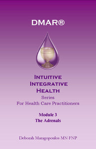 Cover of Deborah Maragopoulos' Online Course for nurse practitioners about the solar plexus and adrenals