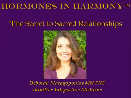 Secret to Sacred Relationships for Divine Union with your Partner