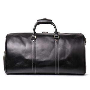 Weekend Duffle bag BLACK - zavitoro