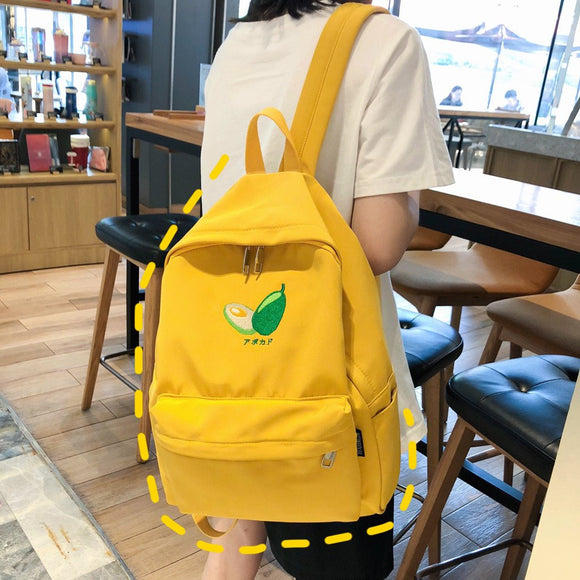 Women Backpack Shoulder School Bags for Teenage Girls Female Travel Bagpack Student Schoolbag Backpack  May23 - zavitoro