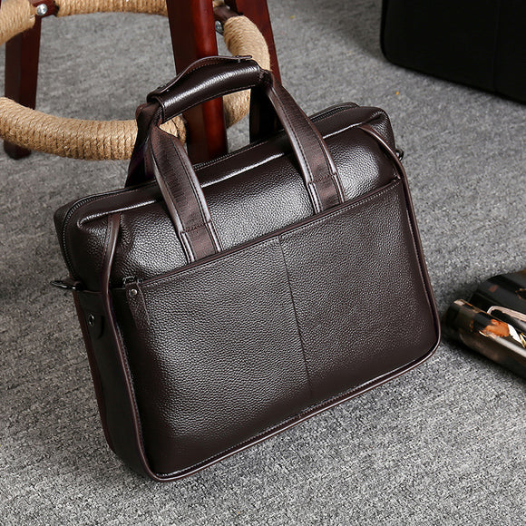 Business office laptop bag Men's durable high quality briefcase
