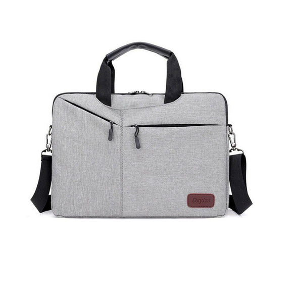 Business Travel Laptop Bag Fashion Briefcase Multifunctional Durable Protection Shoulder Bag - zavitoro