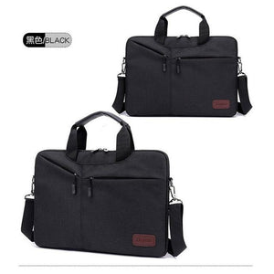 Business Travel Laptop Bag Fashion Briefcase Multifunctional Durable Protection Shoulder Bag - zavitoro.myshopify.com