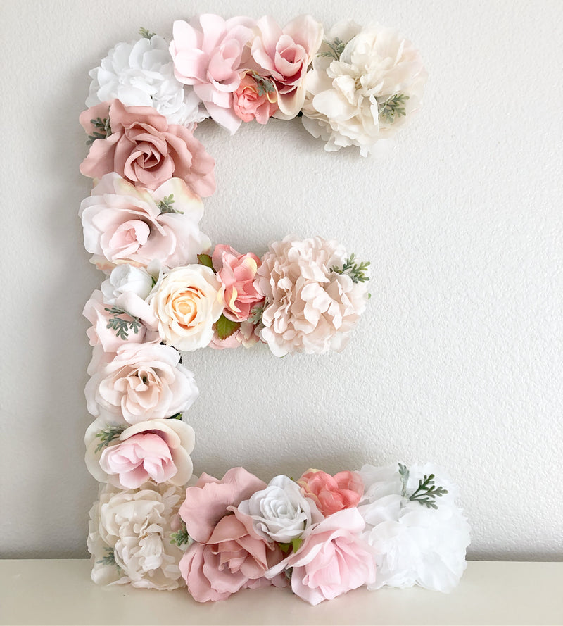 blush and mauve decor blush pink nursery bridal shower decor floral bridal shower floral baby shower sign