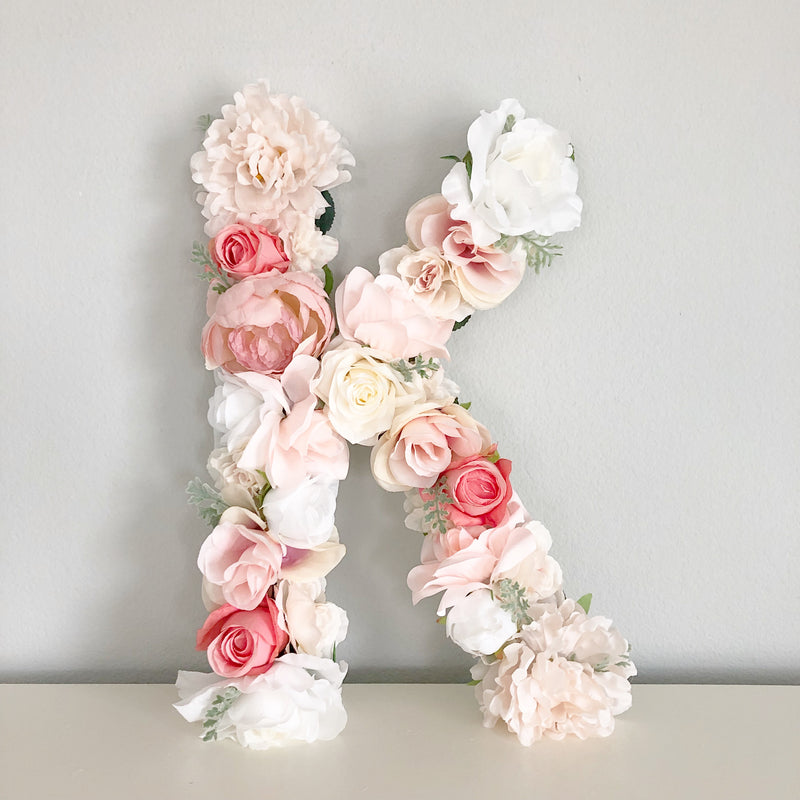 shabby chic nursery floral theme baby shower floral baby shower floral bridal shower floral letter flower letter
