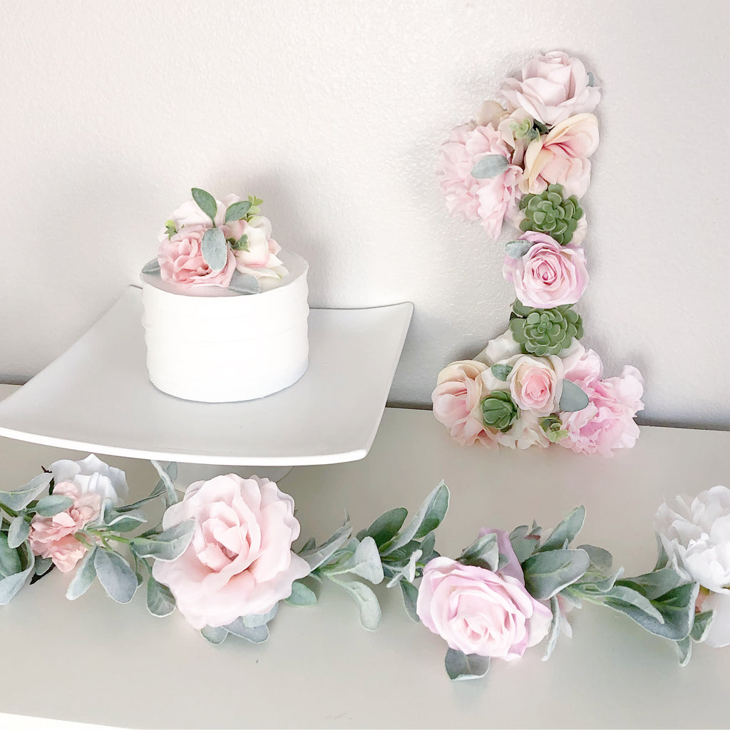 first birthday decor floral birthday party decor