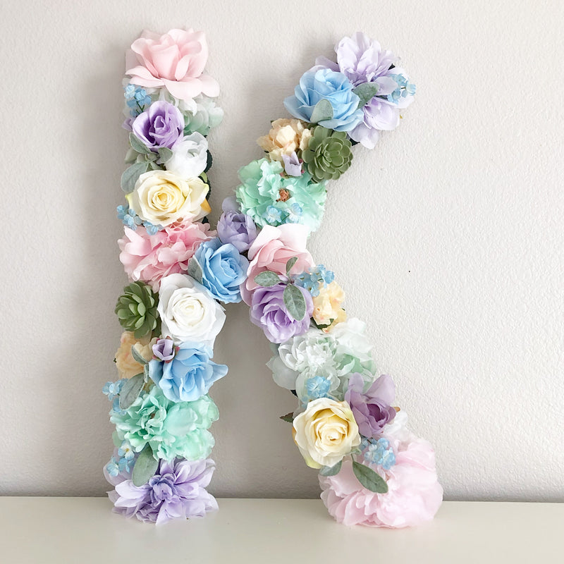 girl wall art floral wall art flower wall art floral nursery floral room decor floral baby shower floral birthday decor