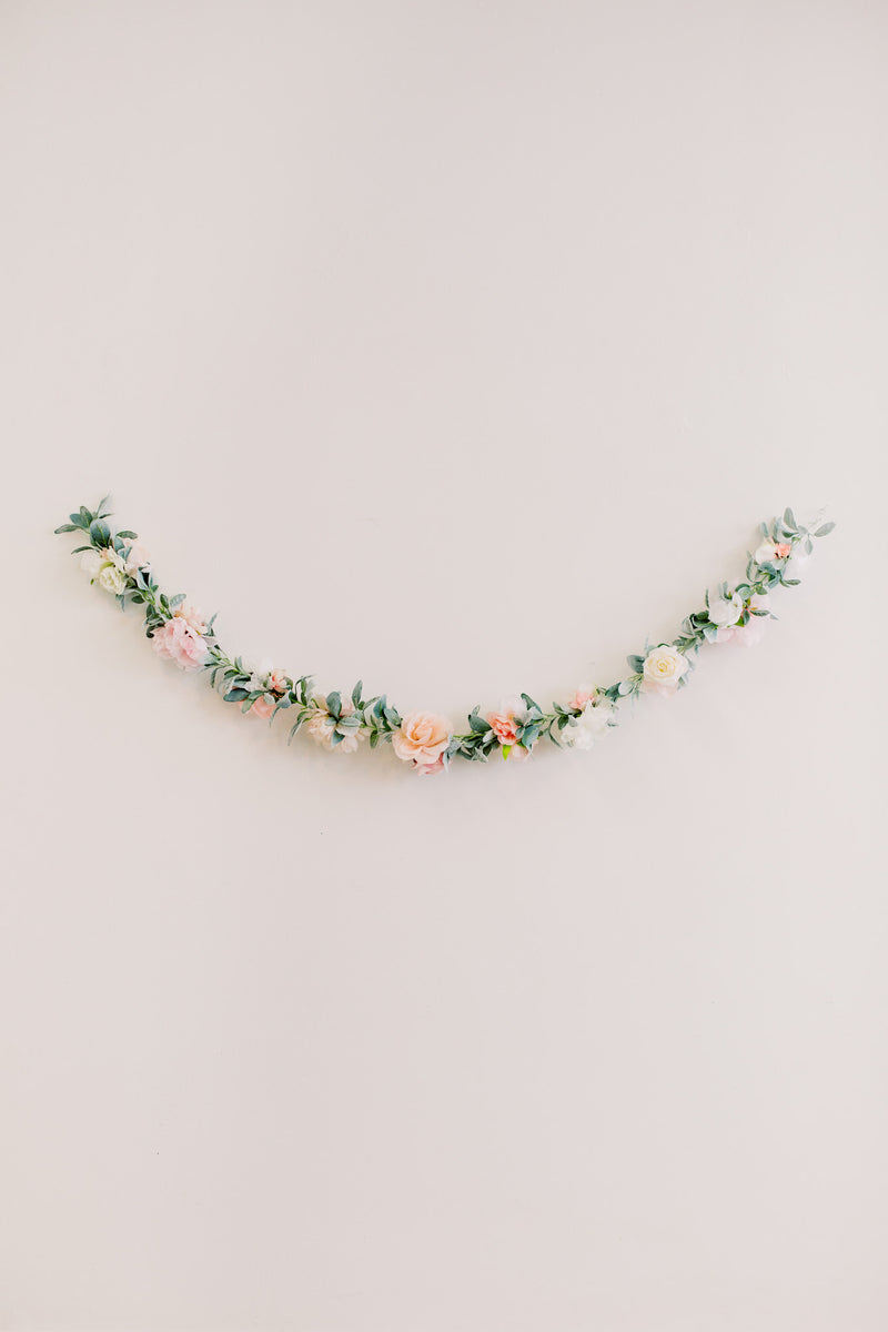boho nursery boho floral nursery decor girl nursery decor girl floral garland flower garland