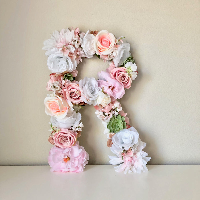 rose gold nursery decor rose gold room decor rose gold name sign baby name decor