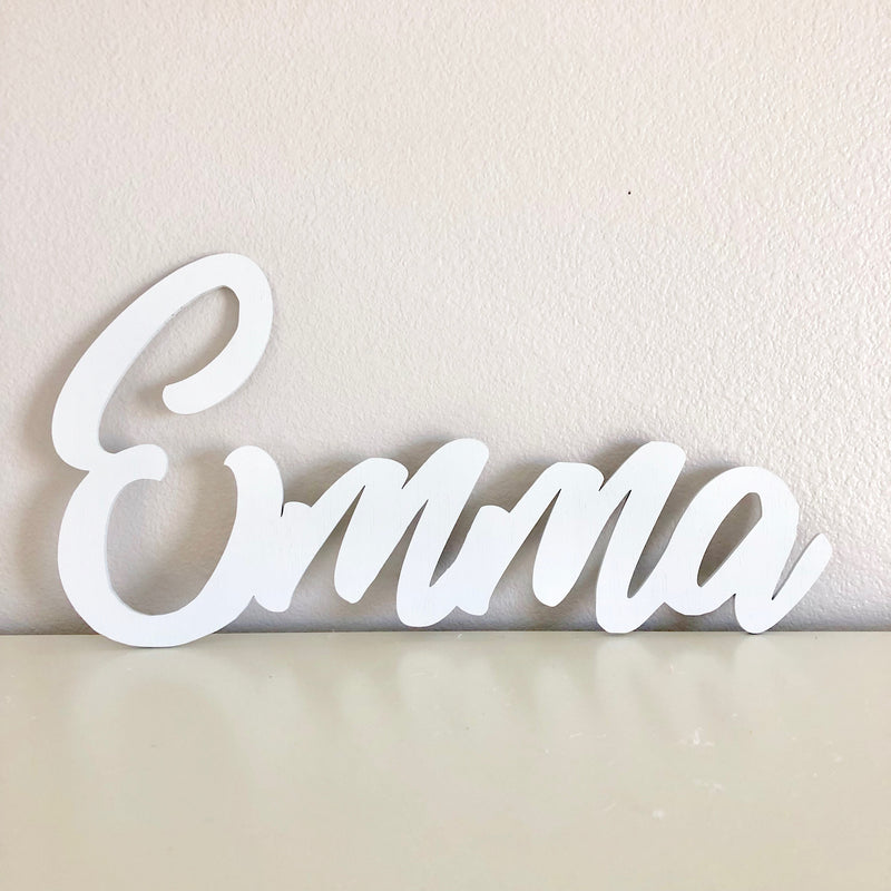 personalized name sign name art