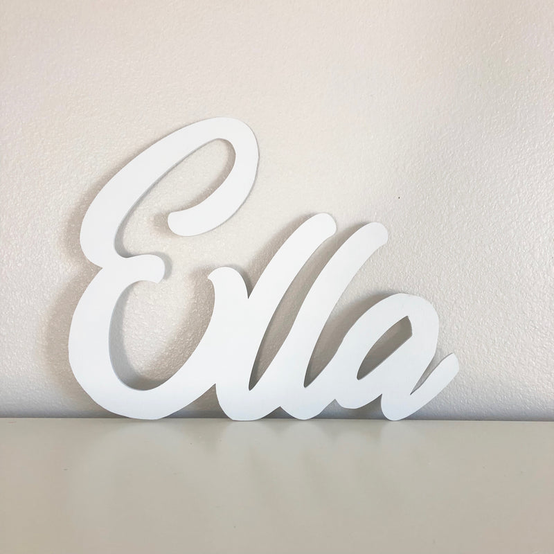 girl name sign wall art name wall art wood name