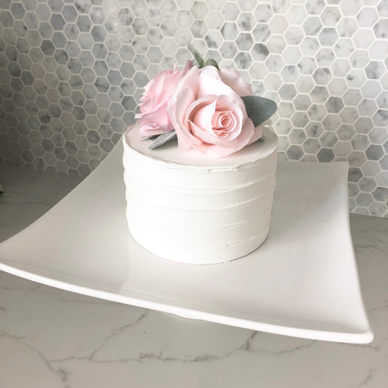 floral cake topper flower birthday cake decor cake table decor
