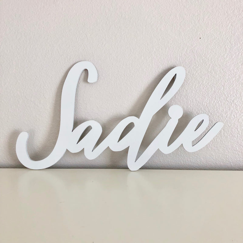 wooden sign custom made personalized sign