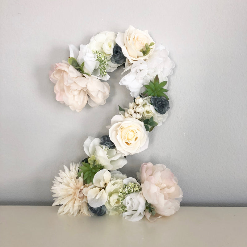 floral birthday white birthday gold birthday floral birthday number