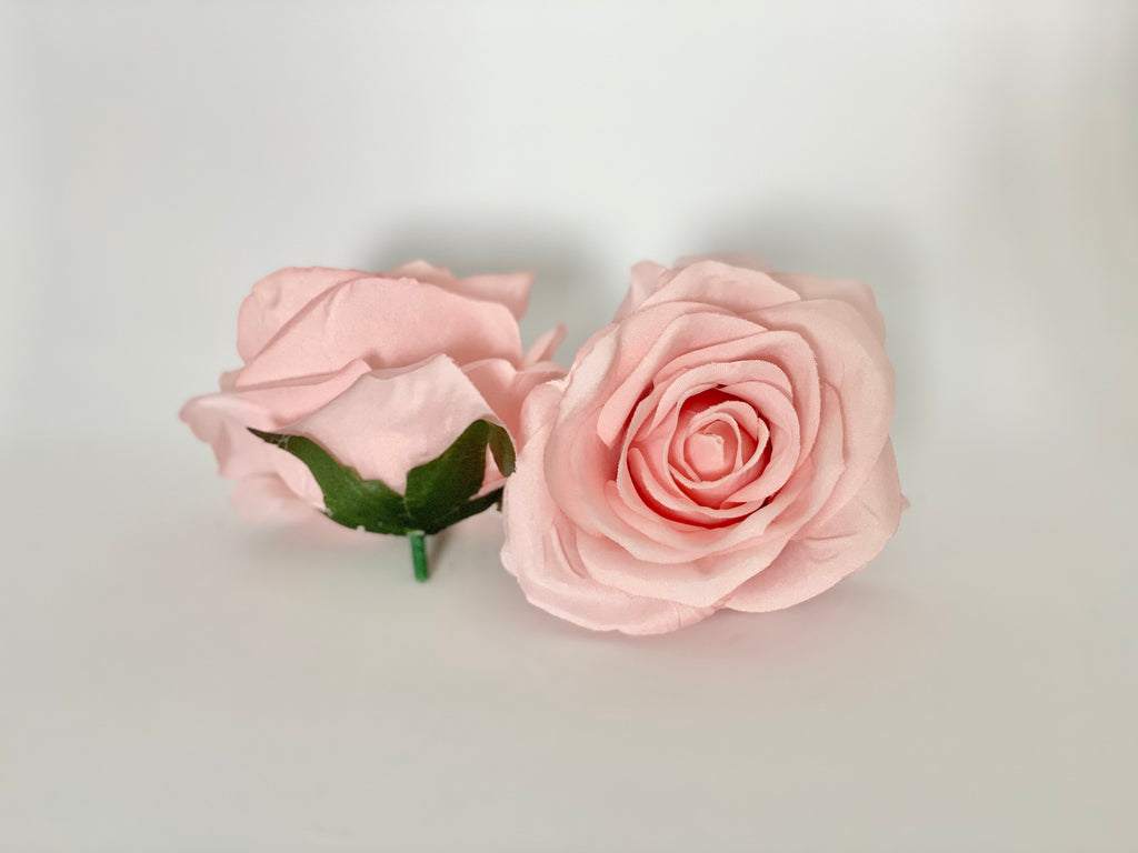 "3"" Light Mauve Rose"
