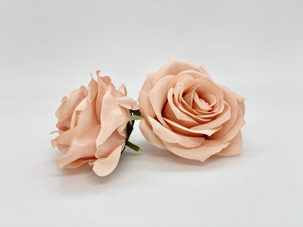 "3.5"" Peachy Mauve Rose"