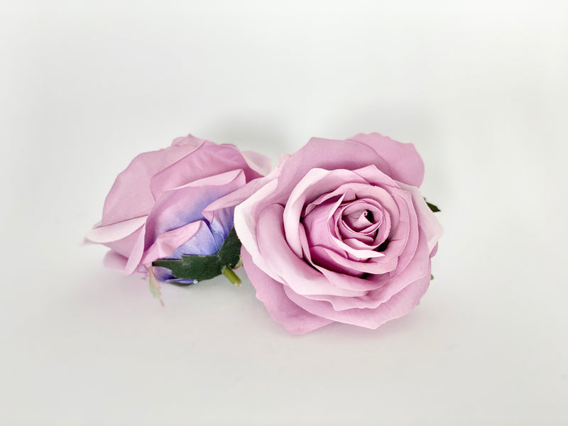 "3.5"" Dusty Lavender Rose"