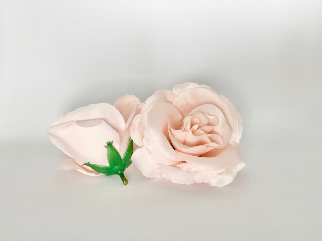 "3.5"" Nude Blush Rose"