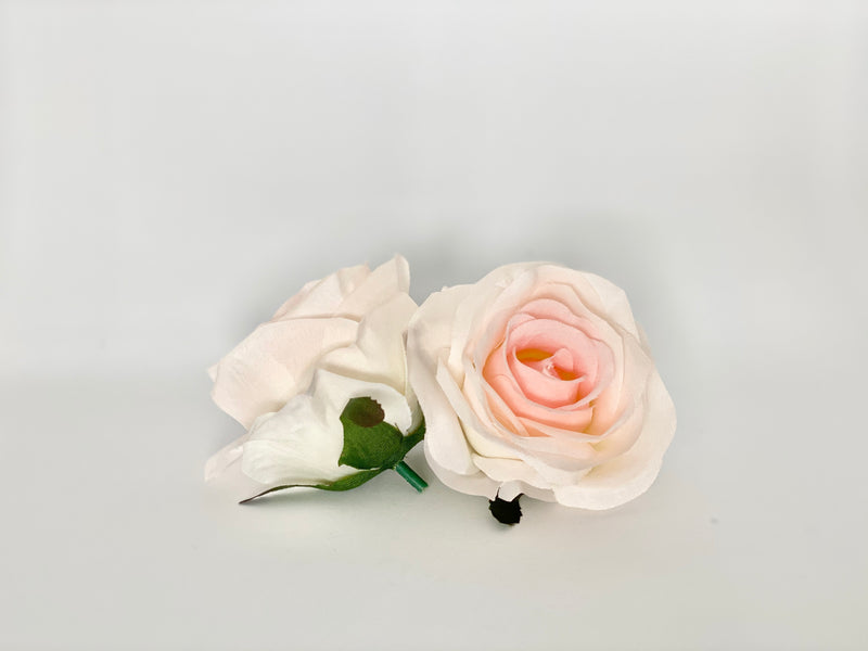 "3"" Two Tone Blush Rose"
