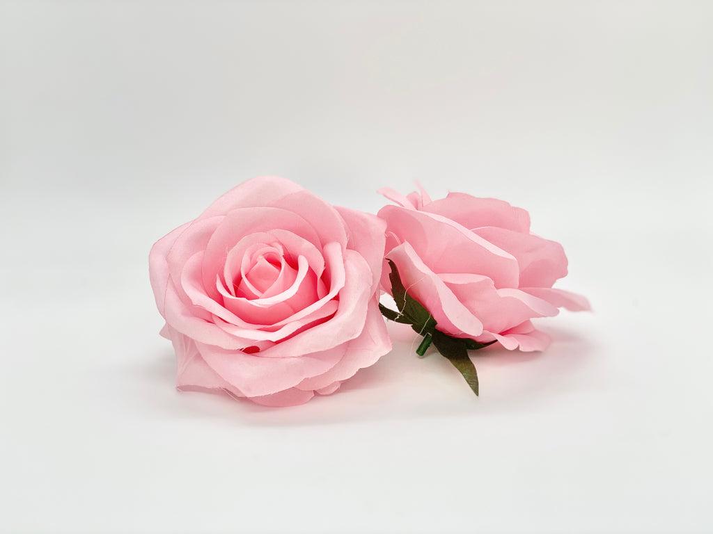 "3"" Medium Hot Pink Rose"