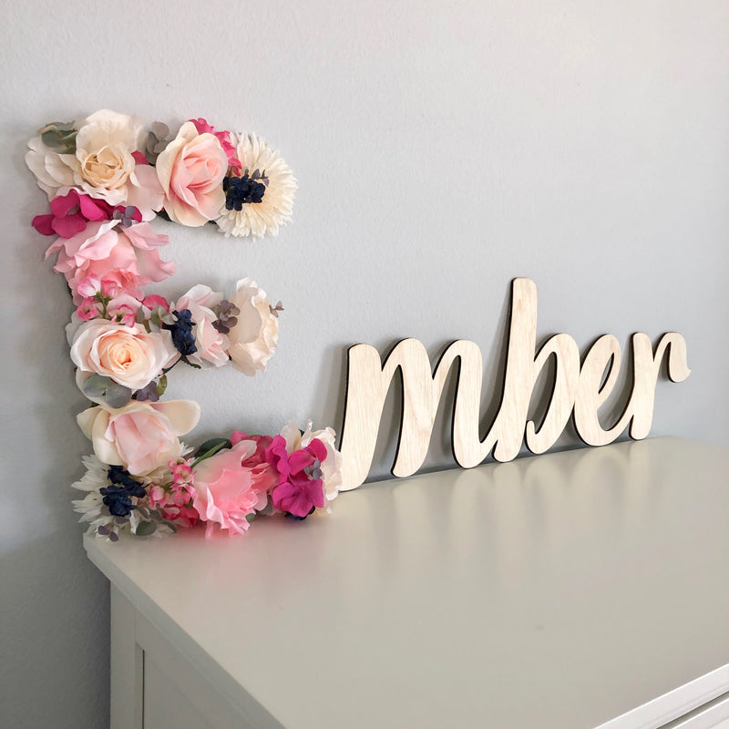 baby girl name art