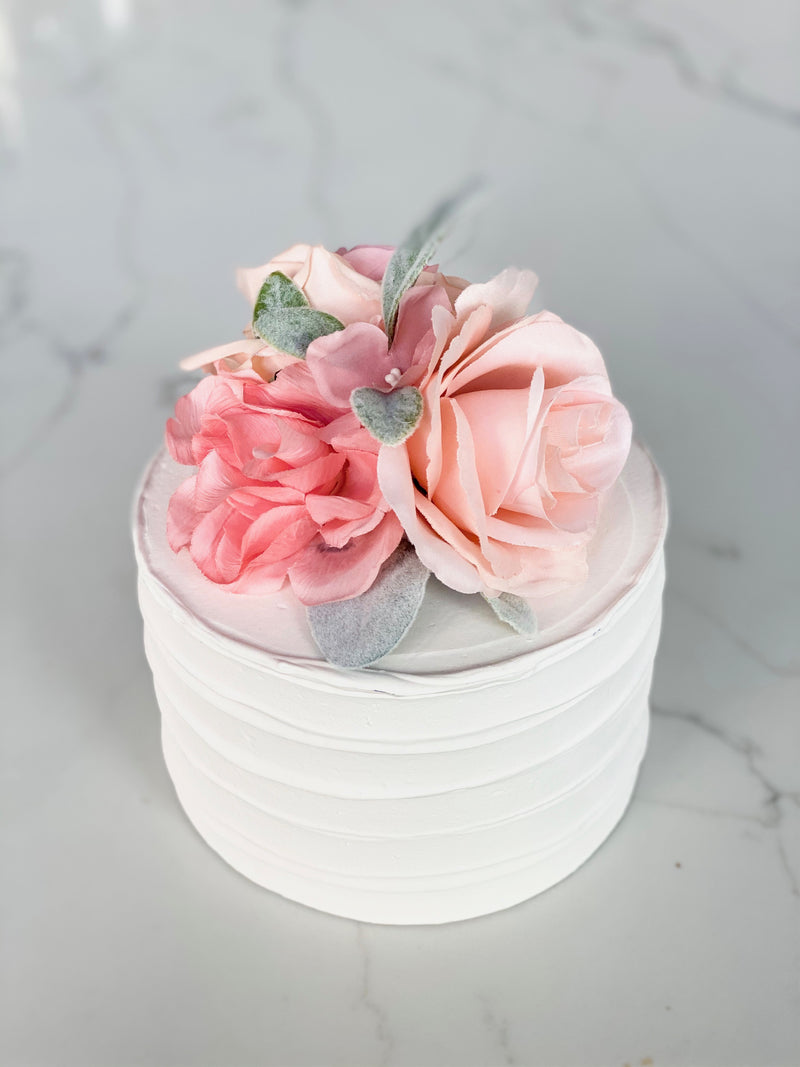 Birthday Cake Topper Birthday, Shower Cake Topper Baby, First Birthday Decor, Cake Flowers, Floral Cake Topper, Flower Cake Topper Flower