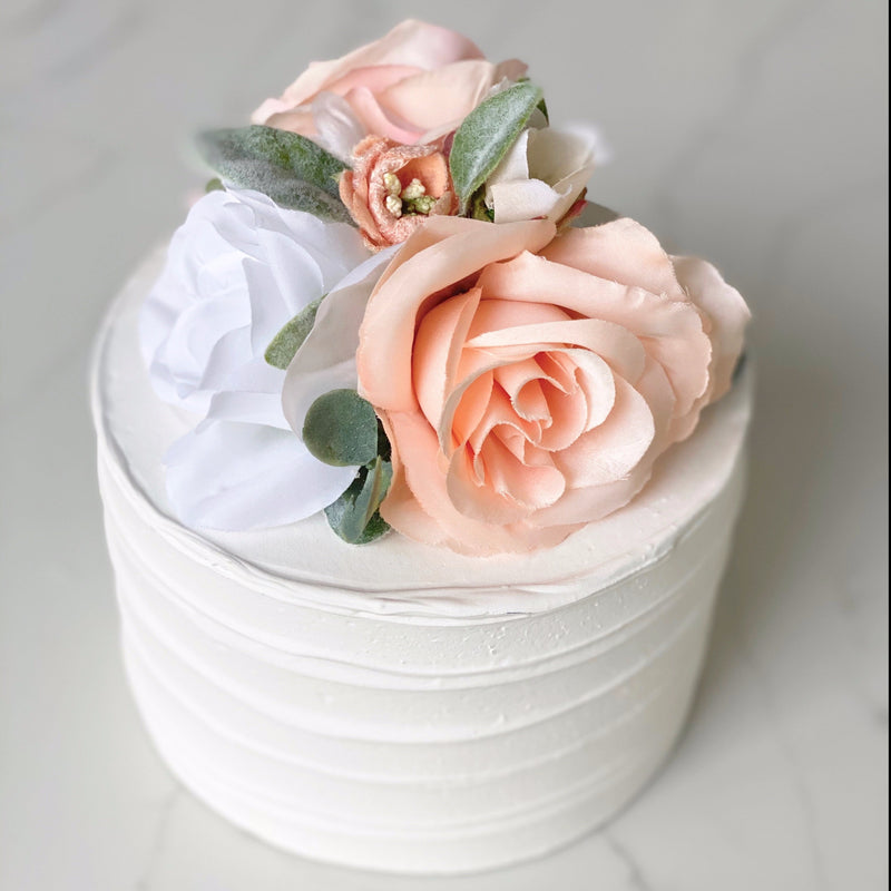 Floral Cake Topper Floral, Flower Cake Topper Flower, Birthday Cake Topper, Wedding Cake Topper, Boho Cake Topper, Cake Topper for Wedding