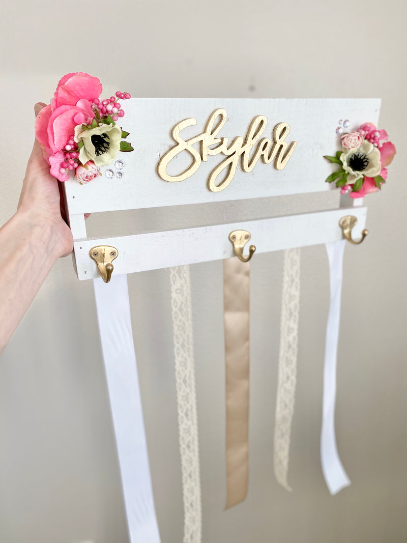 Bow Holder /  Headband Holder
