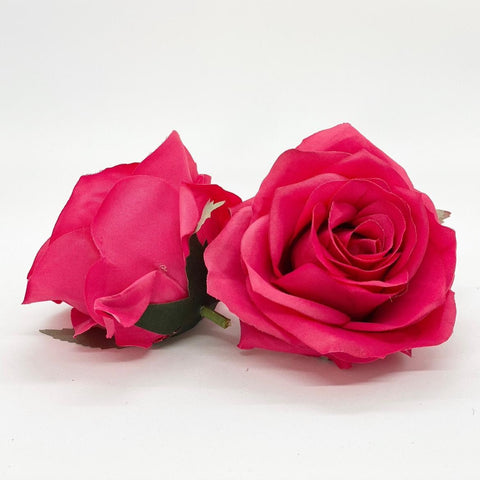 "3.5"" Dark Red Rose"