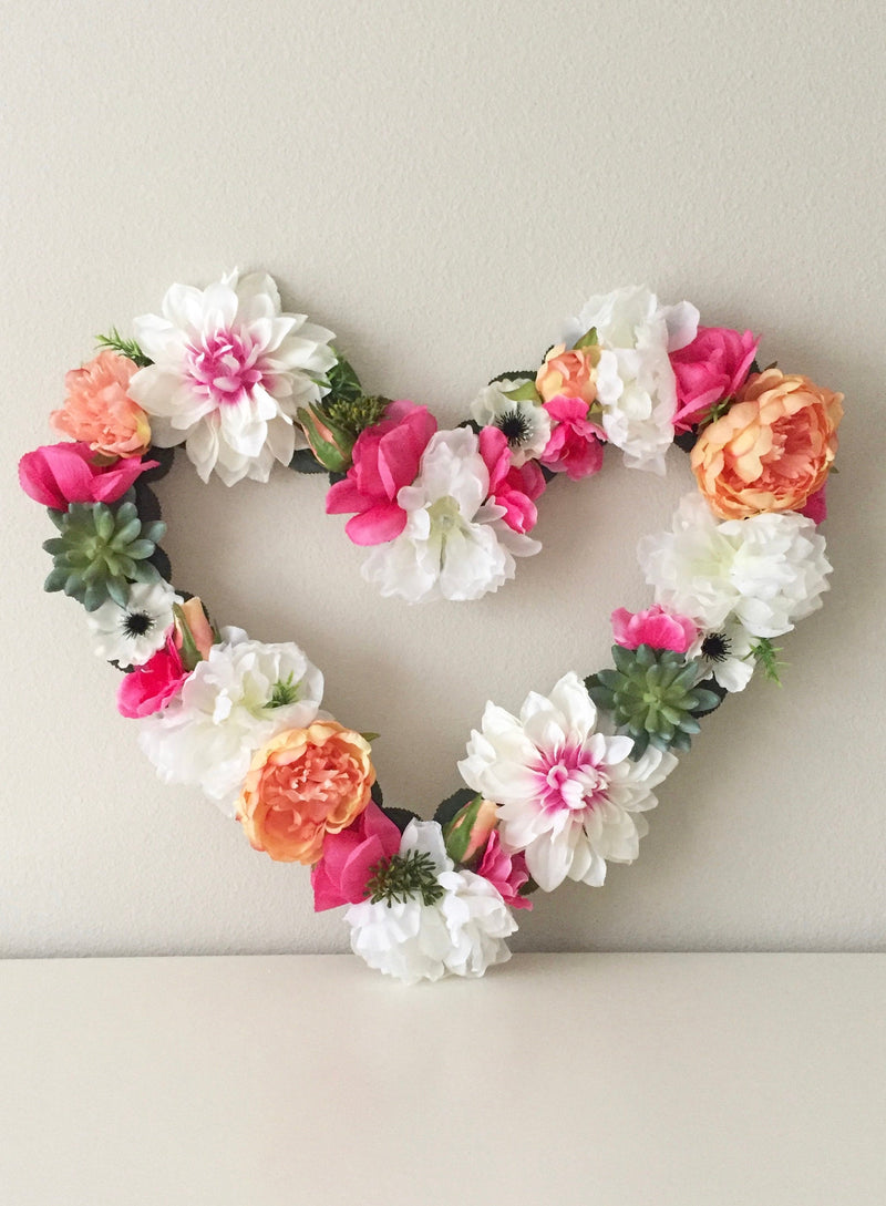 boho heart decor heart theme party decor heart party decor valentine heart decor