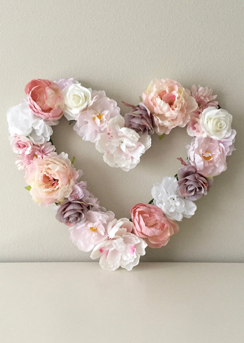 flower wall decor bridal shower