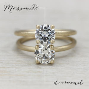 Are Moissanites the next big thing?