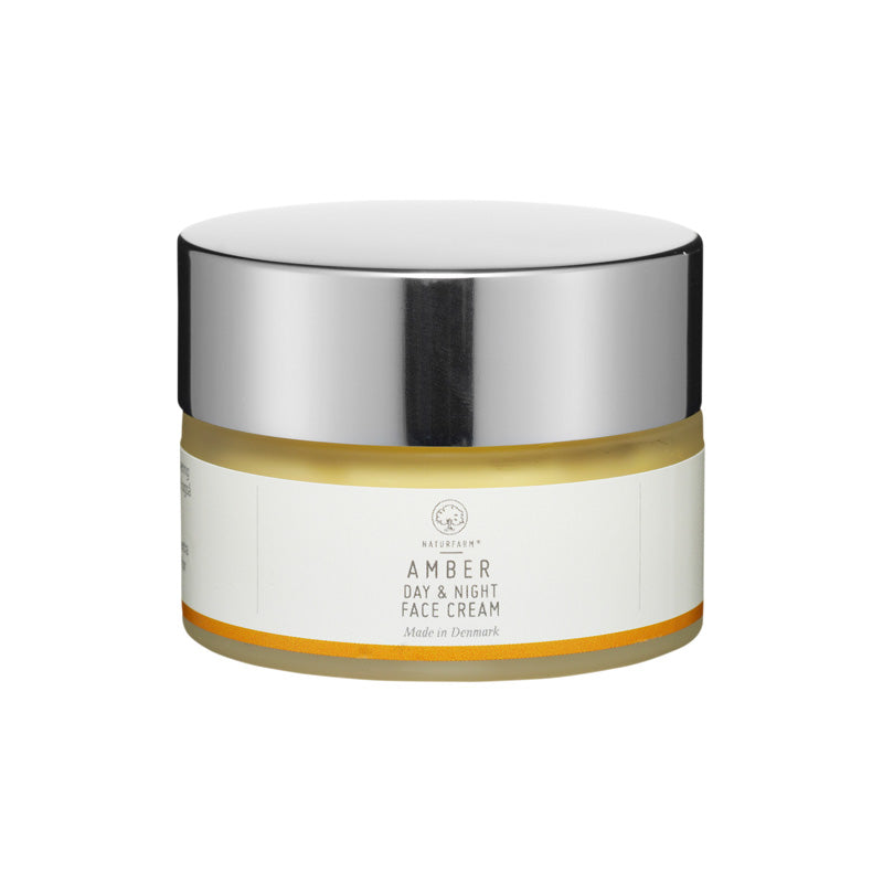 AMBER DAY & NIGHT FACE CREAM