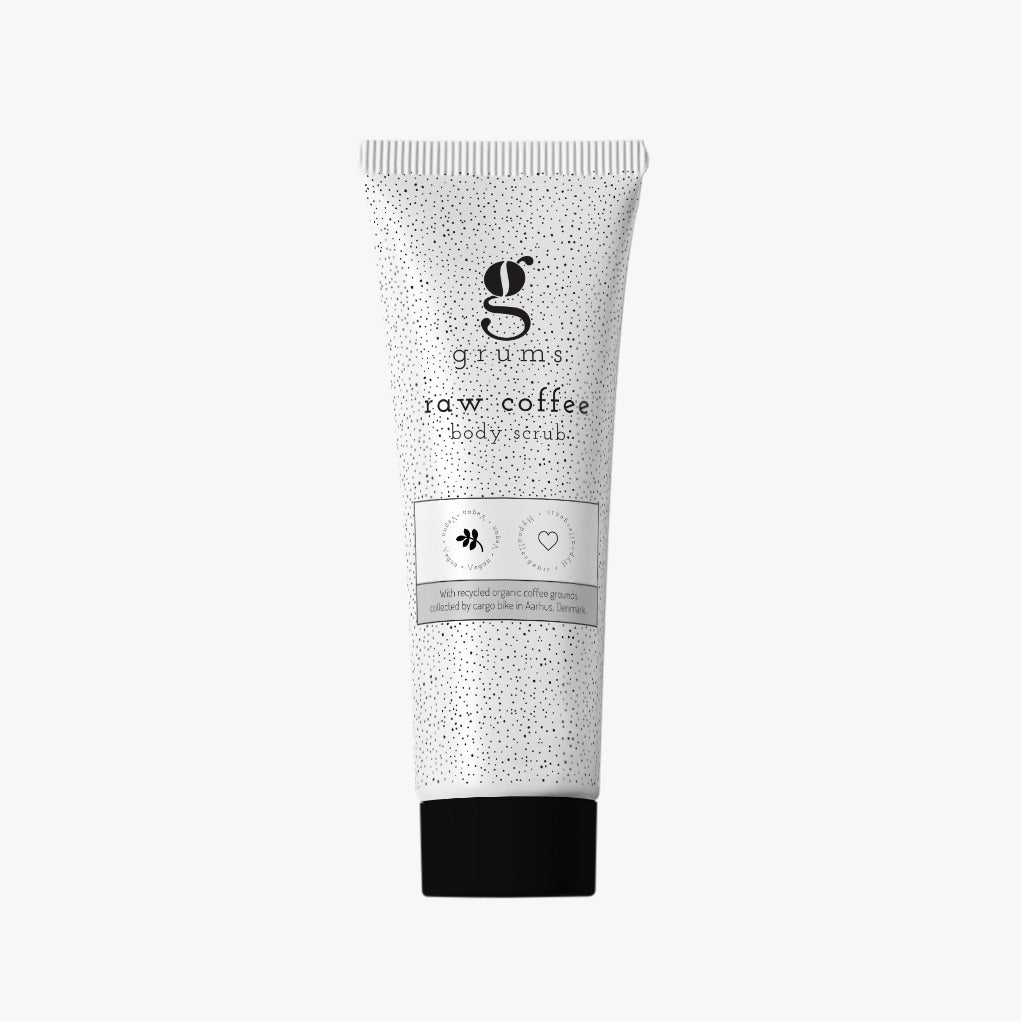 Grums Århus Raw Coffee Body Scrub