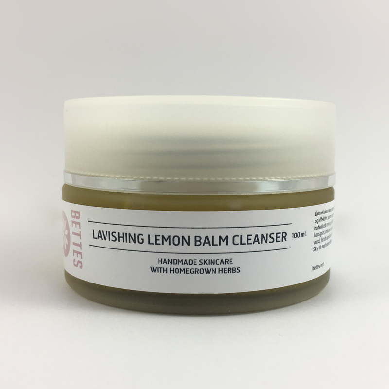 Lavishing Lemon Balm Cleanser